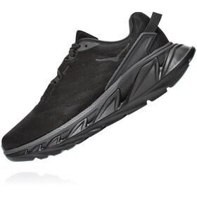 Hoka One One Elevon 2 Chaussures Femme, black/dark shadow